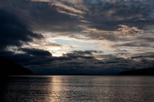 Orcas Sunset