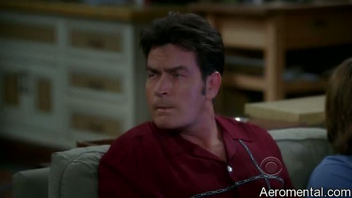 I'm sure most of you have heard that Charlie Sheen's crazy rants.