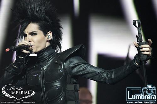 Tokio Hotel Bill Telehit 2009 por Lilian Tinoco.