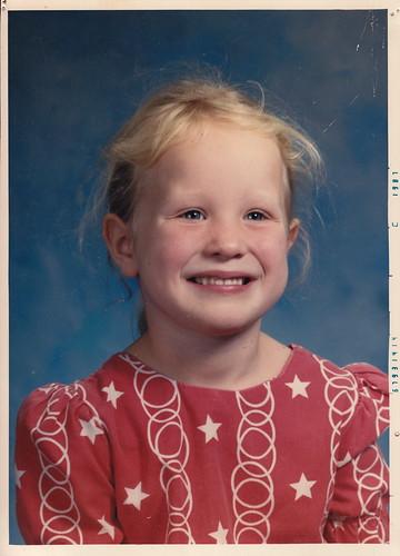 me, kindergarten