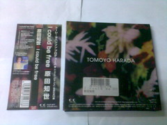 原裝絕版 1997年 2月20日 原田知世  TOMOYO HARADA I could be free  CD 原價 3000yen 中古品 4