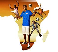 Zapatos para Africa