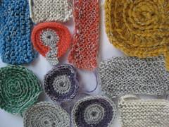 Knit & Crocheted Sensors - Hannah Perner-Wilson, 2009