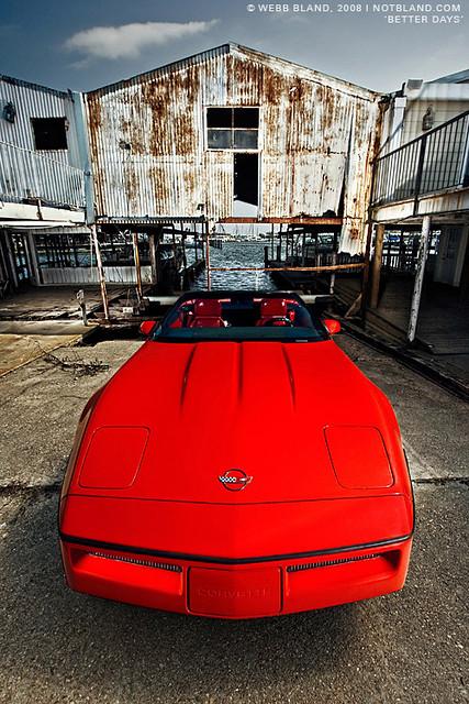 hello chevrolet corvette webb notbland