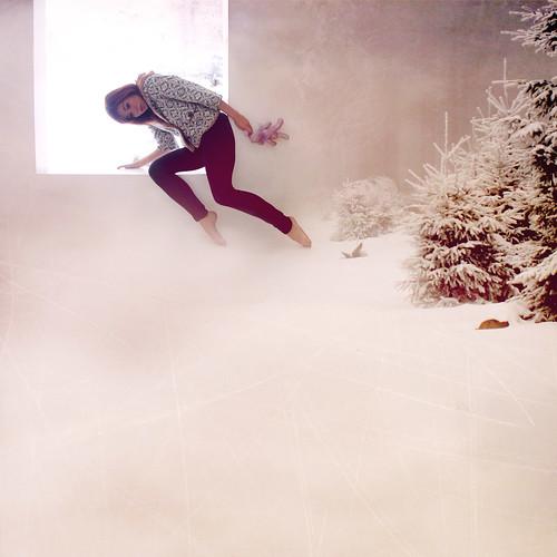 Helga Weber snow