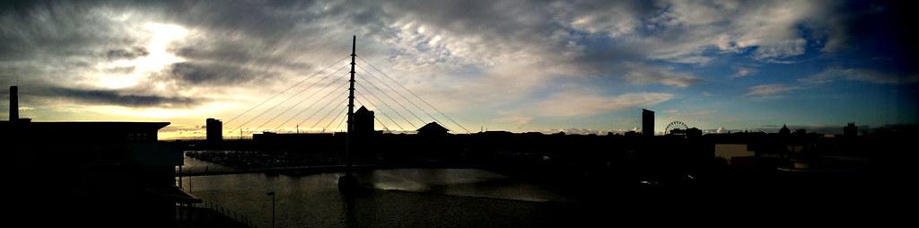 swansea panorama