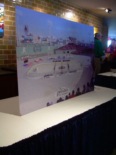 Planned NHL Winter Classic Layout Ottomano