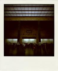 dove ho messo la valigia? (duineser) Tags: people station leaving darkness gente firenze atrium stazione buio biglietteria atrio andare partire poladroid 0068 andarsene trashbit ilbuiodentro