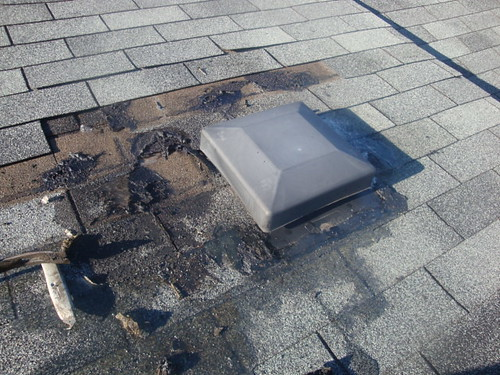 Vent Pipe Roof Roof Vent Leak Water The Vent