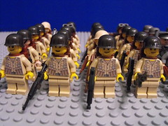 UCS infantry (PizzaMovies Productions (PMP)) Tags: army lego contest wars clone entry builder brickarms babc pizzamovies