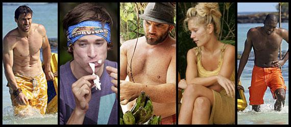 Survivor Samoa Foa Foa Galu Aiga Mick Brett Russell Natalie Jaison