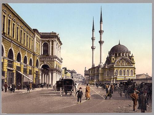 Place de Tophane, Constantinople (LOC)