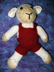 Fuzzy Lamb 2