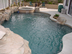 Custom Swimming Pool and Spa Design (HowtoBuildYourOwnPool.com) Tags: pool rock swimming tile design backyard coat ground pebble pools quotes fiberglass custom spas gunite expresspoolquotescom