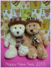 Happy New Year 2010... (Thai Jasmine (Smile..smile...Smile..)) Tags: pink love smile friendship heart jasmine happiness joys happynewyear 2010 mydearfriends thankyouforeverything myteddybears