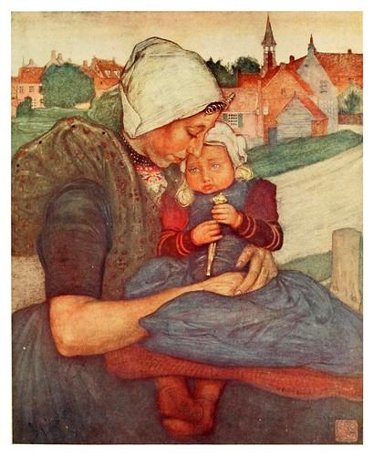 002-Madre e hija de Axe-Holland (1904)- Nico Jungmanl