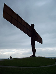 "Angel of the North • <a style=""font-size:0.8em;"" href=""http://www.flickr.com/photos/11477083@N00/4551609036/"" target=""_blank"">View on Flickr</a>"