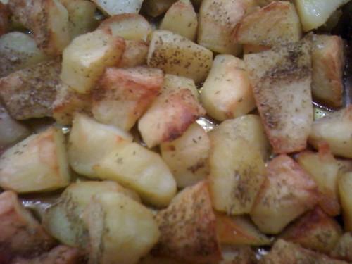 Patate arrosto by La Fiaschetteria delle Cure