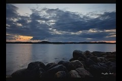 Timelapse from Haseltangen (May Elin Aunli) Tags: sunset norway norge timelapse grimstad fevik haseltangen