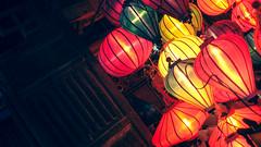 Lanterns - Hoi An (jacquoutang) Tags: street old town vietnam hoian oldhouse lantern oldcity danang ancienttown vitnam hian nng