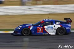 Corvette C6R GT3 (Rowhider) Tags: canon 450d 70300is grand prix albi course race ffsa gt racing compétition sport chevrolet corvette c6r gt3