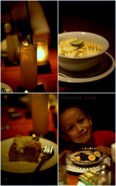 desserts at batan waru cafe by ab '09