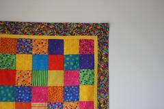 rainbows quilt