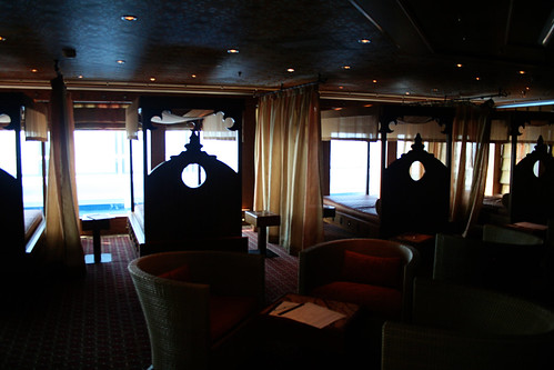 Spa Resting Area (Carnival Splendor)