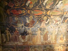 "Bachkovo Monastery, Bulgaria. UNESCO World Heritage Tentative List (The Traveling Frog - Rossitza and Stevan Olson) Tags: history church architecture europe unesco monastery bulgaria fresco bachkovo манастир църква българия европа фрески възраждане бачково ""daytrip"" ""culturaltourism"" ""easterneurope"" «културентуризъм» ""bachkovomonastery"" ""easternorthodoxchristianity"" ""culturaltrip"" ионопис «възрожденскаархитектура» «zaharyzograph» ""bulgarianrevival"" ""armenianmonastery"" «бачковскиманастир» «захаризограф»"