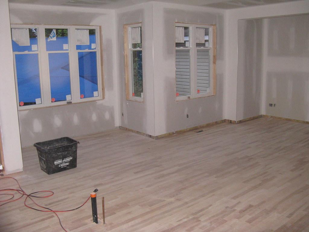 28 July - Hardwood floors