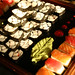 "Sushi Display at the Foundry Park Inn & Spa • <a style=""font-size:0.8em;"" href=""http://www.flickr.com/photos/40929849@N08/3772510258/"" target=""_blank"">View on Flickr</a>"