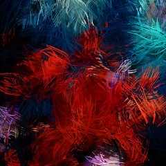 Composition #78 (PatrickGunderson) Tags: desktop blue red abstract art texture geometric lines collage composition digital computer painting design artwork colorful chaos strokes background render flash fineart curves digitalart arts cyan patrick digitalpainting entertainment adobe programming sin math generative smear streaks exploration vector cos depth primary generated colorfield fingerpainting actionscript highres asin nonfigurative algorithmic gunderson as3 colormap epicycles graphicsmagick