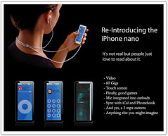 iPhone Nano Concept (Photo Giddy) Tags: mac ipod applestore nano iphone iphonenano nanoconcept