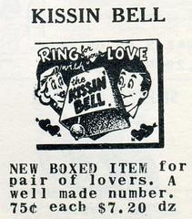 Kissin' Bell Ad