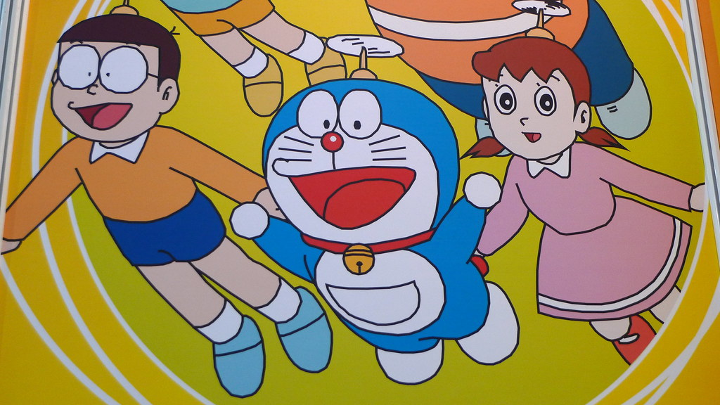 Image result for doraemon Personality and Characteristics