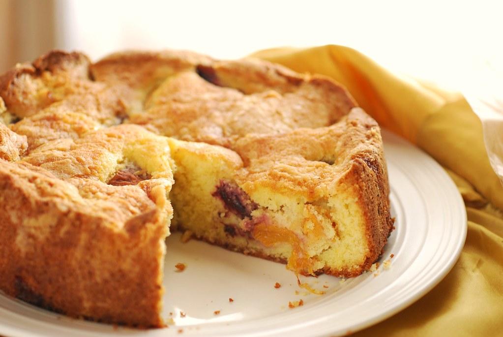 Plum Almond Cake Recipes — Dishmaps