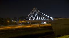 Midnight Bridge (R0bn) Tags: bridge holland netherlands robin evening nacht sony nederland zoetermeer midnight brug alpha avond a200 zuidholland sonyalpha sonydslra200 sonya200 alpha200 sonyalpha200