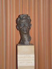 Bust of Herbert von Karajan - Vienna State Opera
