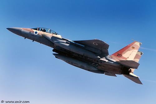 Air 2 Air Eagle, IAF F-15I Eagle Ra'am  Israel Air Force