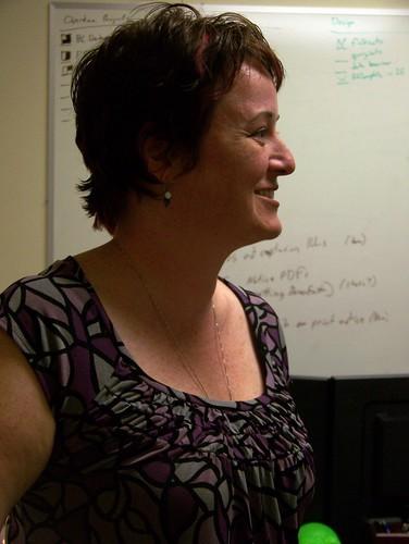 Grace Dunbar, Equinox Software