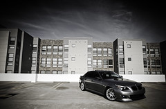 Phi's BMW E60 (Danh Phan) Tags: canon silver photoshoot automotive bmw 5d e60 530i dfan danhphan