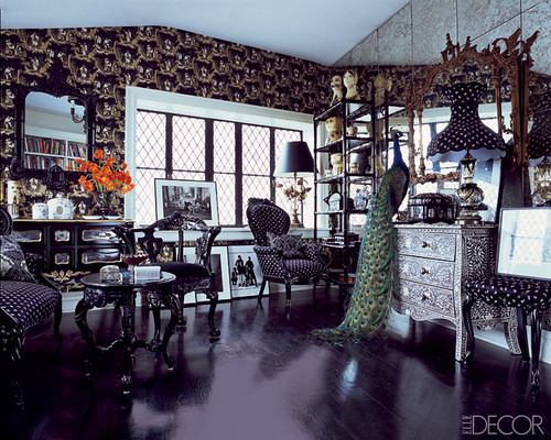 Anna Sui Apartment Elle Decor 1 by eklektick.