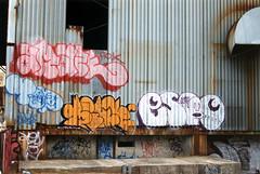 Amaze Rime Toper Espo (The Egg Man) Tags: art out graffiti artist all 1999 kings msk rime mad jam society scribble amaze espo aok kcw toper