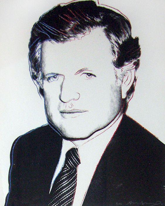 Warhol, Edward Kennedy