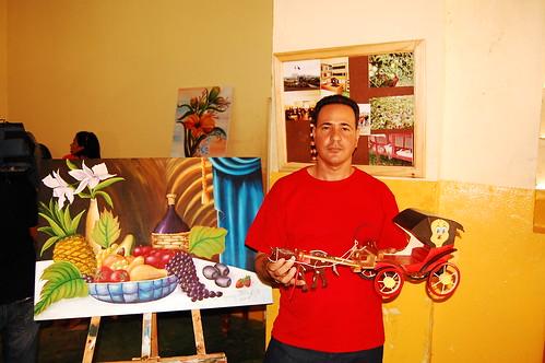 Maestro artesano en Rafey