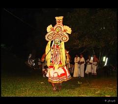 05 (sreeji_cybershot) Tags: india tourism rain festival night dance sony traditional kerala palace 09 2009 dsc onam trivandrum h7 sreejith sreeji inapp kanakakunn