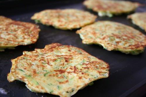 zucchini egg foo yung