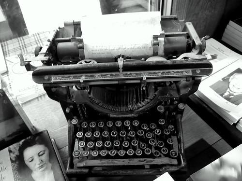 millers typewriter; Foto: jasminejennyjen (via Flickr)