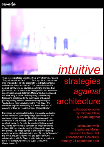 Intuitive - Strategies Against Architecture