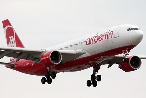 Air Berlin in Montreal by Patcard, on Flickr